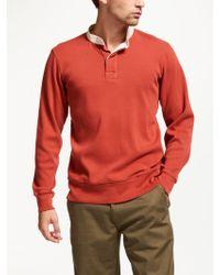 John Lewis - Long Sleeve Rugby Shirt - Lyst