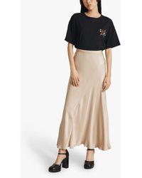 Ghost Caro Slip Skirt - Multicolour