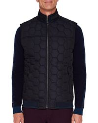 Ted Baker - Valylow Quilted Jacket - Lyst
