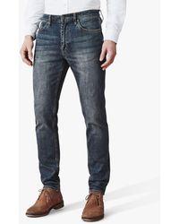 Crew Spencer Slim Leg Jeans - Blue