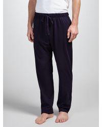 John Lewis Jersey Cotton Pyjama Bottoms