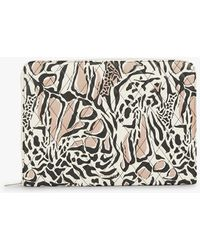 """Ted Baker Baleigh Giraffe Quilted 13"""" Laptop Case - Multicolour"""