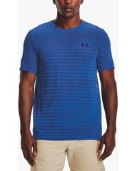 Under Armour - Seamless Fade Short Sleeve Training Top - Lyst