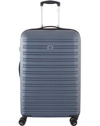 Delsey - Segur 4 Wheel 70cm Medium Suitcase - Lyst