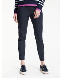 Gerry Weber - Slim Leg 7/8 Trousers - Lyst