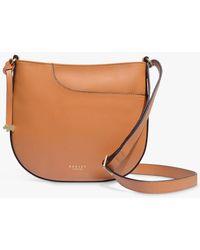 Radley London Pockets Leather Cross Body Bag - Brown