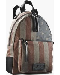 John Varvatos - Gibson Flag Backpack - Lyst