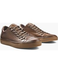 John Varvatos - Reed Low Top Sneaker - Lyst