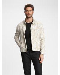 John Varvatos - Limited Edition Linen Jacket - Lyst