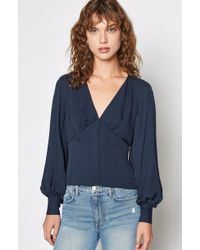 Joie - Alurea Silk Top - Lyst