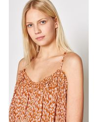 Joie Ackley Silk Top - Multicolour