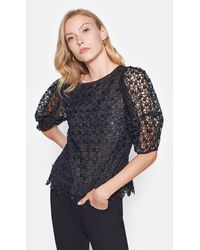 Joie Marybeth Top - Black