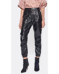 Joie - Findley Faux Leather Pants - Lyst
