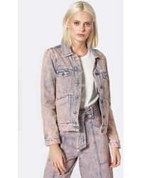 Joie Demarea Denim Jacket - Multicolour