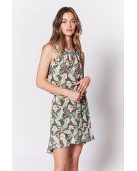 Joie - Sabera Silk Dress - Lyst