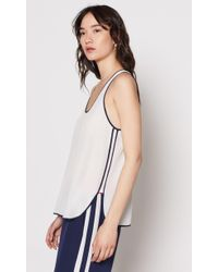 Joie - Almoraly Silk Top - Lyst