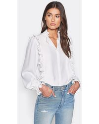 Joie Cheyanne Top - White