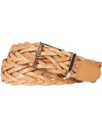 Joie - Braiden Leather Belt - Lyst