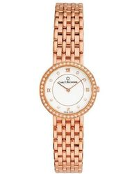 Carl F. Bucherer Adamavi Ladies Watch - Metallic