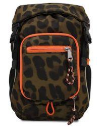 Burberry Animal Print Nylon Leo Belt Pack - Multicolour