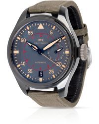 Iwc Pre-owned Pilot Automatic Mens Watch - Black