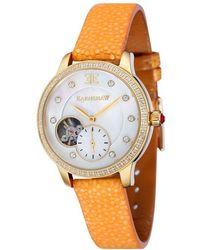 Thomas Earnshaw Lady Australis Automatic Ladi Watch -8029-06 - Multicolour