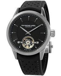 Raymond Weil Freelancer Automatic Black Dial Mens Watch -tir-60001