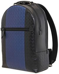 Ferragamo Gancini Backpack - Black