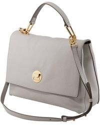Coccinelle Ladies  Top Handle Bag - Grey