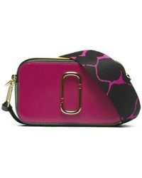 Marc Jacobs Snapshot Small Camera Bag - Pink