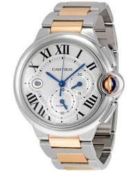 Cartier Ballon Bleu De Extra Large Watch - Metallic