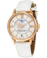 Tissot - Chemin Des Tourelles Automatic Ladies Watch - Lyst