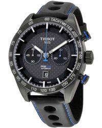Tissot Prs 516 Chronograph Automatic Mens Watch - Black