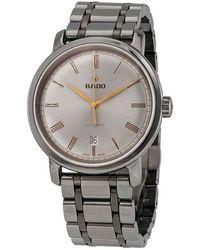 Rado - Diamaster Xl Automatic Mens Watch - Lyst