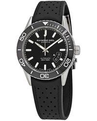 Raymond Weil Freelancer Automatic Dial Watch -20001 - Black