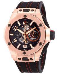 Hublot Big Bang Ferrari Unico Chronograph Automatic 18kt Rose Gold Mens Watch - Multicolor