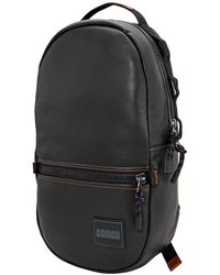 COACH Pacer Backpack In Signature Canvas With Patch - Black