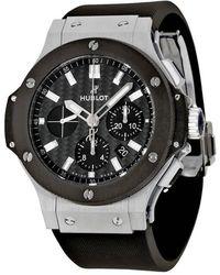 Hublot Big Bang Evolution Automatic Chronograph Mens Watch - Metallic