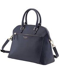 Kate Spade Ladies Louise Medium Dome Satchel - Blue