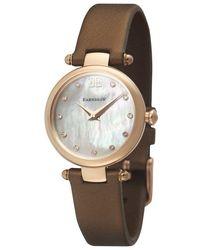 Thomas Earnshaw Charlotte Quartz Ladi Watch -8067-03 - Metallic