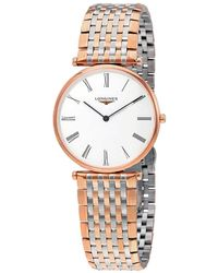 Longines La Grande Classique De Ladies Watch - Metallic