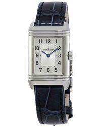 Jaeger-lecoultre Reverso Classic Ladies Hand Wound Watch - Metallic