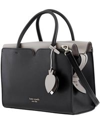 Kate Spade Black Spencer Medium Satchel