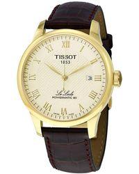 Tissot Lelocle Watch - Metallic