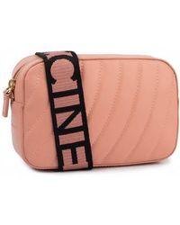 Coccinelle Pink Ladies Shoulder Bag  Bag