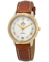 Omega De Ville Prestige Automatic Ladies Watch - Metallic
