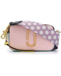 Marc Jacobs Snapshot Handbags - Pink