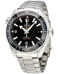 Omega Seamaster Planet Ocean Automatic Mens Watch - Metallic