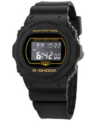 G-Shock G-shock Alarm Chronograph Quartz Digital Black Dial Watch -5700bbm-1dr
