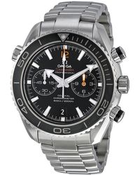 Omega Pre-owned Seamaster Planet Ocean Automatic Mens Watch 23230465101003 - Metallic